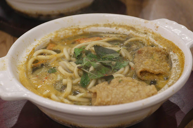 台南寶貝老闆新加坡叻沙麵