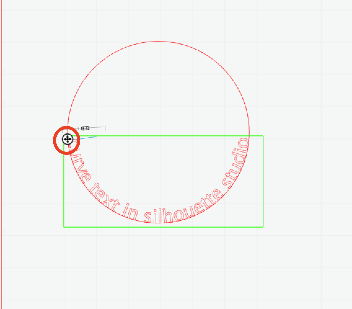 Features of a circle from its standard equation