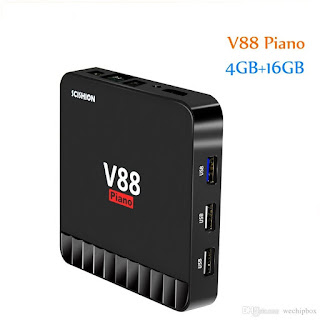 SCISHION V88 PIANO TV BOX 4GB RAM