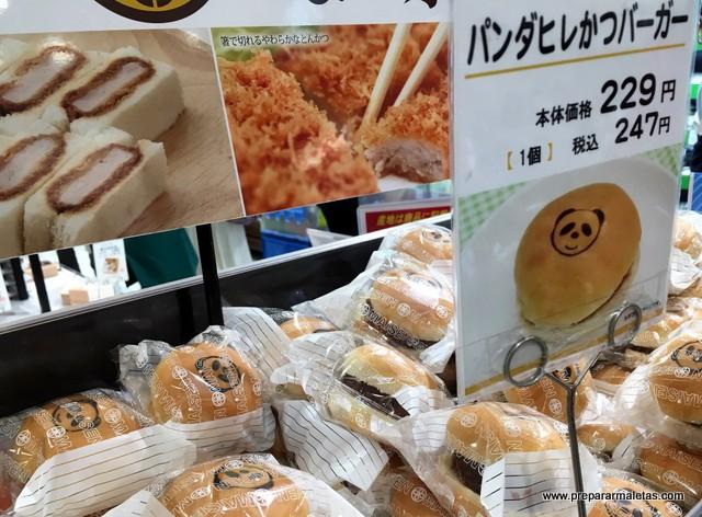 hamburguesas panga en japon