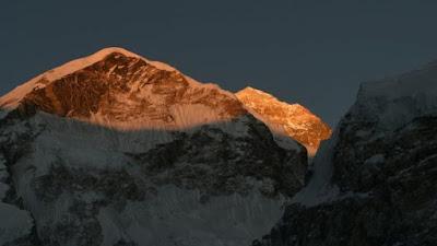 Kematian Everest Pertama Tahun 2019, Orang Irlandia Hilang