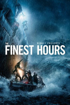 Poster The Finest Hours 2016