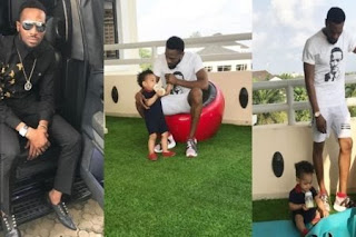 D'Banj son found dead in a pool