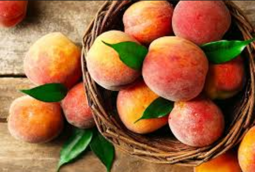 Health Benefits Of Eating Peaches Fruit Fact