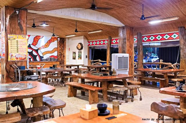 MG 8829 - 熱血採訪│隱身在繁華都市裡的原住民部落,各族原住民風味料理與熱情舞蹈就在城市部落台中店