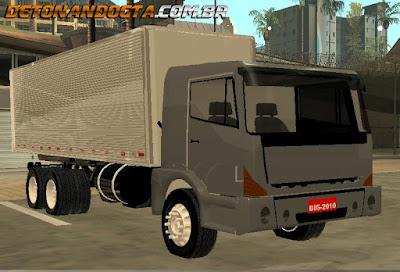 GTA SA - Agrale 9200E Baú