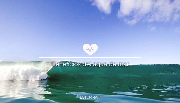 6 Beneficios del mar