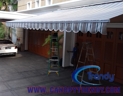 canopy kain murah