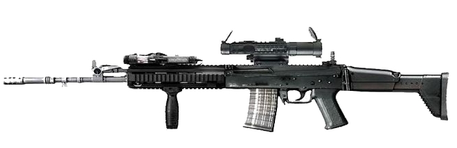 Indian Army Assault Rifle