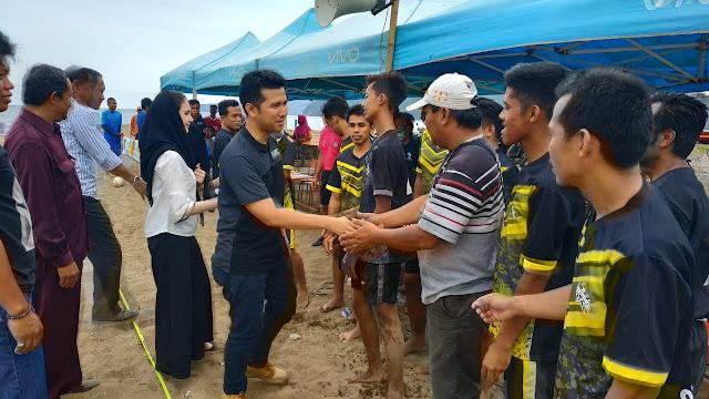 Saksikan PSBC, Emil Dardak Yakin Prigi Soccer Beach Championship akan Menjadi Event Besar yang Dinanti Masyarakat