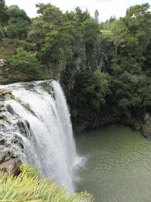 Catarata Whangarei, Nueva Zelanda