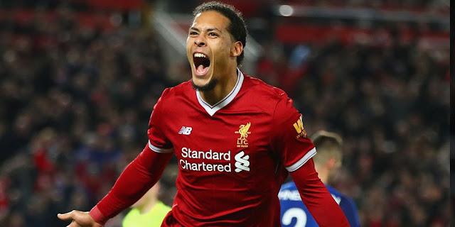 Van Dijk Disebut Setara Dengan Legenda Liverpool Ini