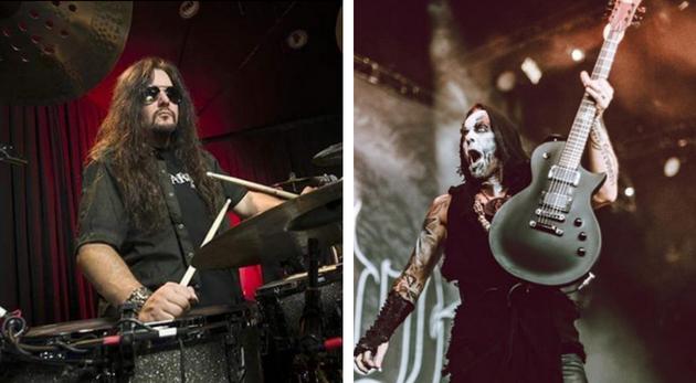 Behemoth Gene Hoglan última presentación gira despedida Slayer