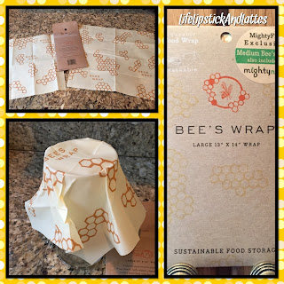 saran alternative, natural, bees wax, mighty fix, mighty nest