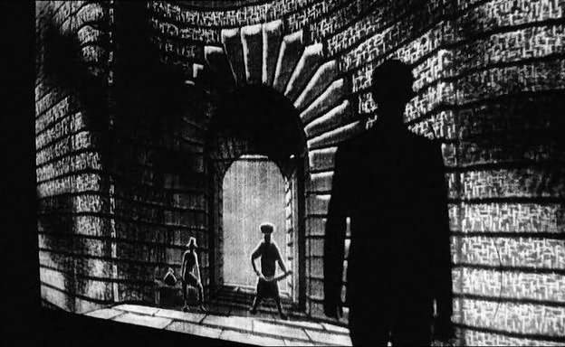 before the law kafka An excerpt from franz kafka's story the trial, narrated by orson welles.