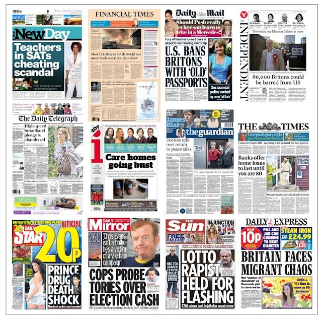 front pages 06-05-16