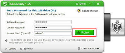 Cara Melindungi USB Flashdisk Anda Dengan Kata Sandi - Kakasoft 33