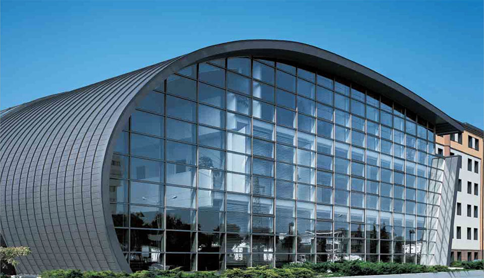 CURTAIN WALLS SUPPLIERS in QATAR