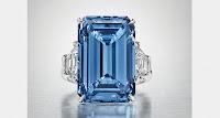 'Oppenheimer Blue' Diamond