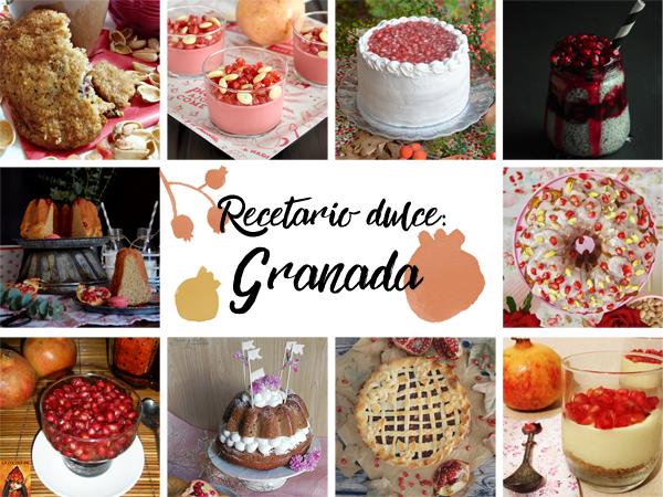 recetario-reto-disfruta-noviembre-granada-recetas-pomegranate