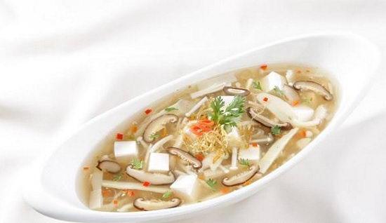 Cách nấu súp chay đơn giản