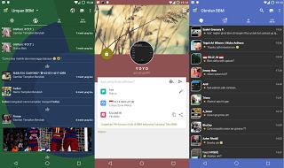 Aplikasi BBM Mod Android Delta v 2.12.0.9 Release Terbaru Changelog v3.1.2