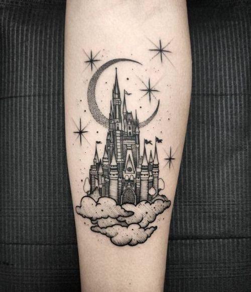 Tatuagens Disney