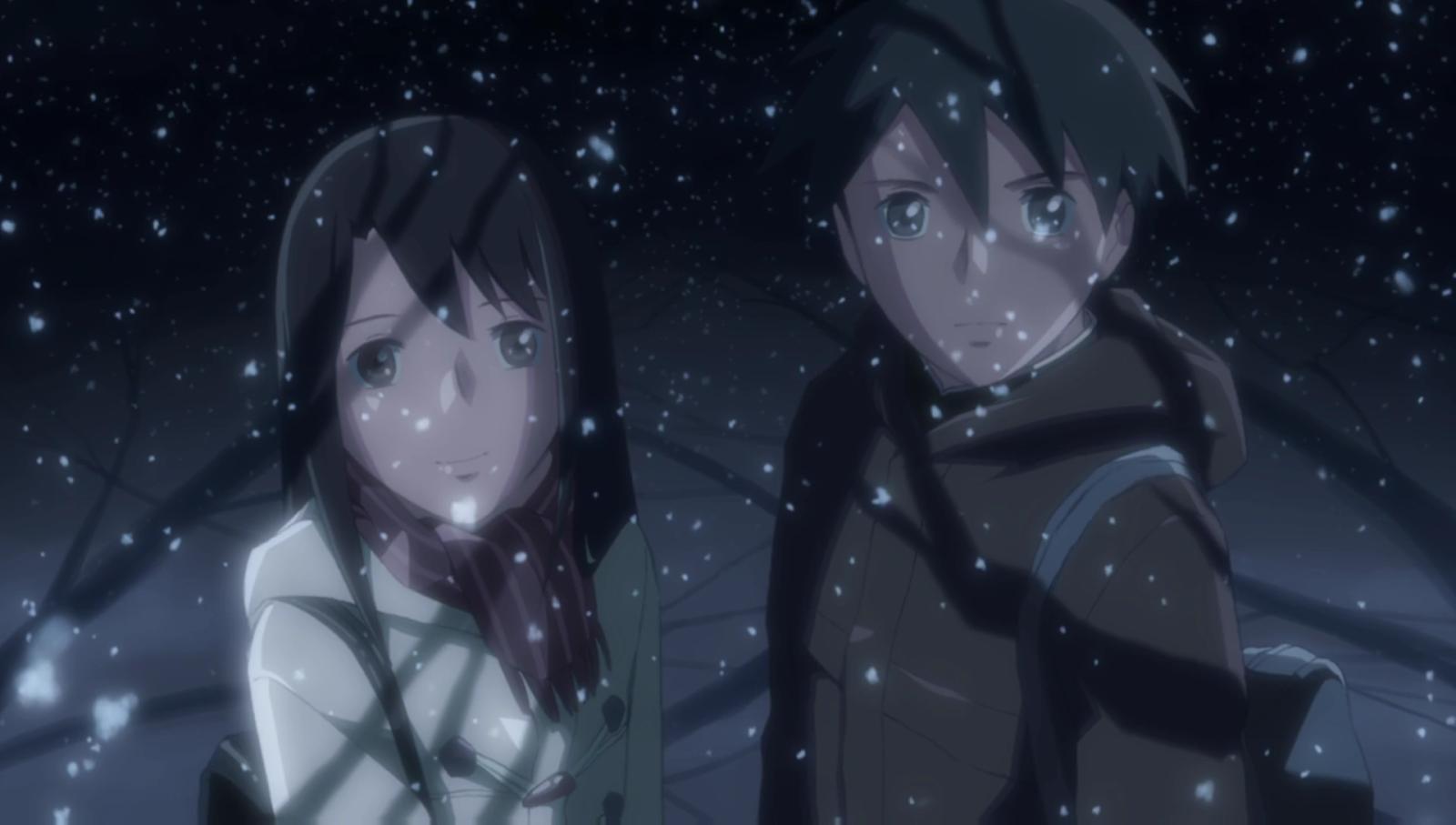 asperjosh 5 centimeters per second anime review