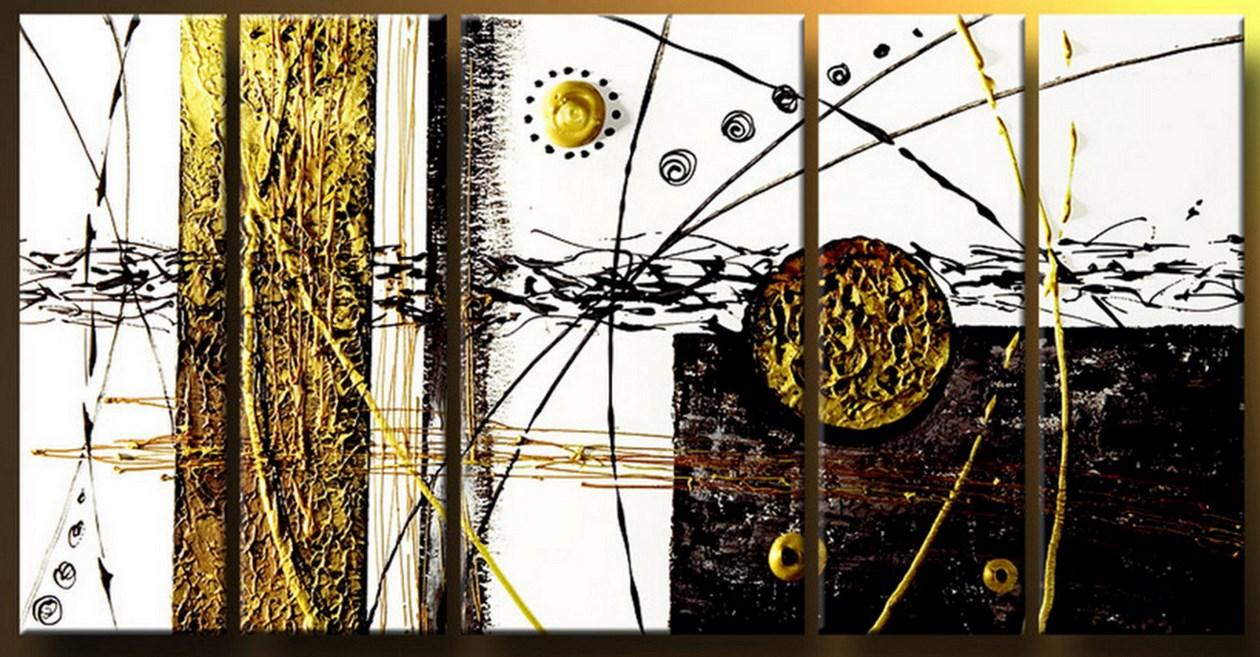 Cuadros pinturas oleos cuadros modernos abstractos - Oleos decorativos ...