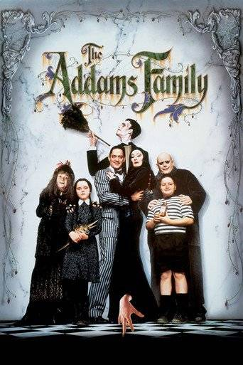 The Addams Family (1991) ταινιες online seires oipeirates greek subs