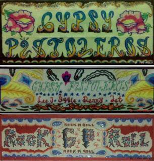 Gipsy Pistoleros - UK. Rockers and The Bands - Terimakasih Thank you