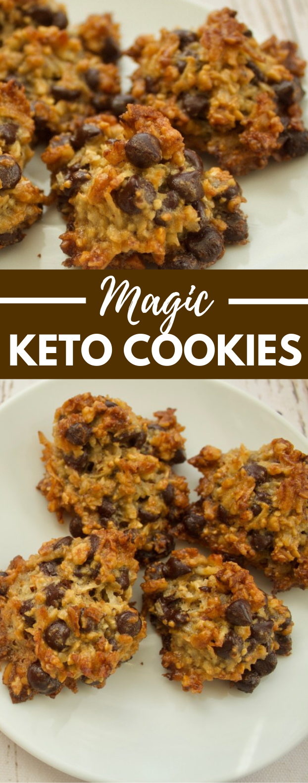 Magic Keto Cookies (GF) #lowcarb #ketogenic