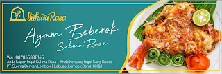 rumah makan lombok