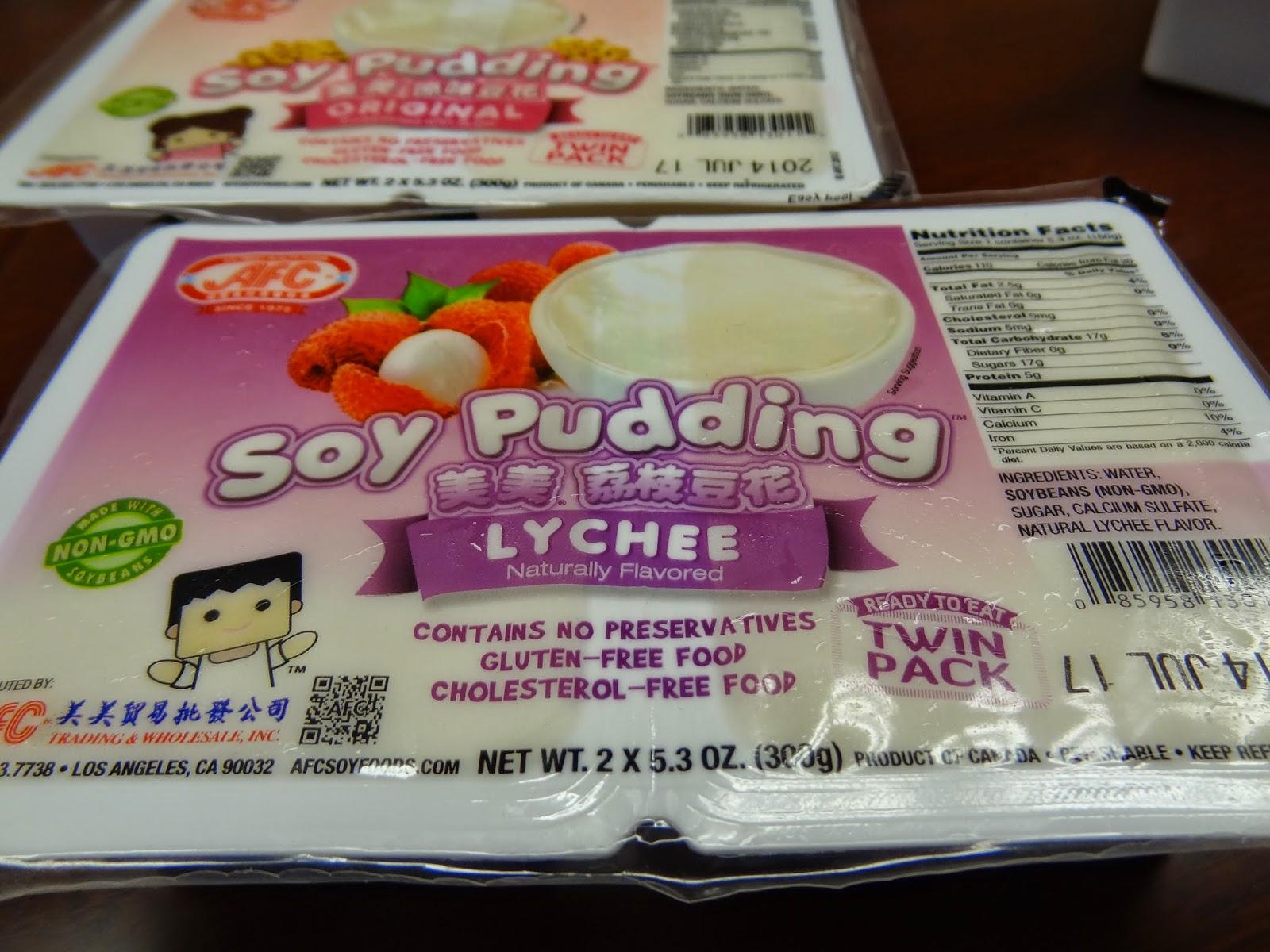 Free Soy Pudding At 626 Night Market