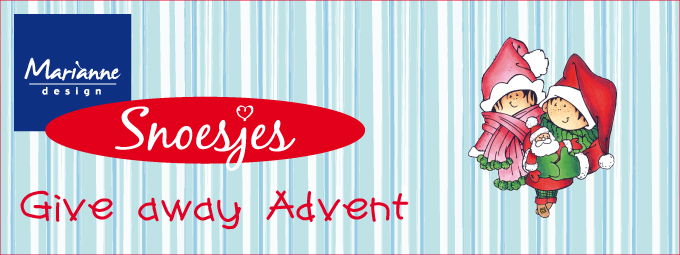 Give away advent 4 - Snoesjes blog