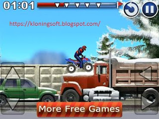 Download Games ATV Extreme Winter APK Android