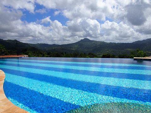 Photos: Infinity Pool in Terracotta Manor in Bonbon, Cebu City - Summer Visit