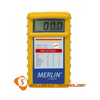 Jual Wood Moisture Meter Merlin HM8-WS1