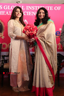 Actress Sneha Pos at V Care Graduation Ceremony  0011.jpg
