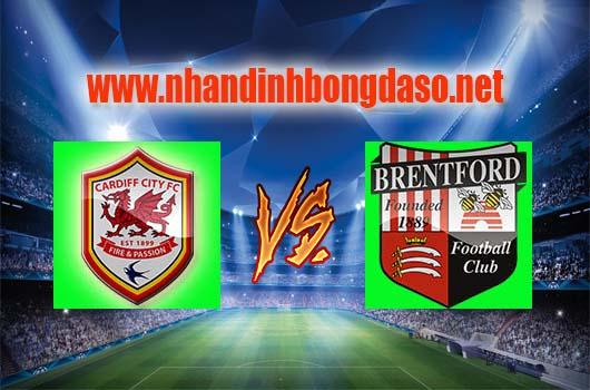 Nhận định bóng đá Cardiff City vs Brentford, 21h00 ngày 08-04