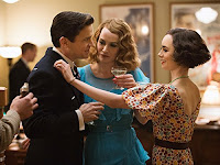 Lily Collins and Matt Bomer in The Last Tycoon Series (21)