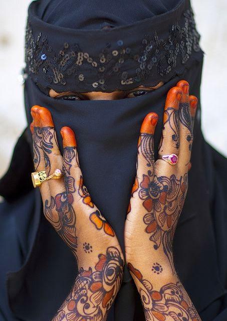 Swahili woman in henna fucked in mombasa - 5 2