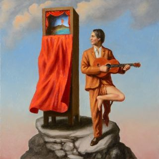 Итальянский художник. Stefano Di Stasio