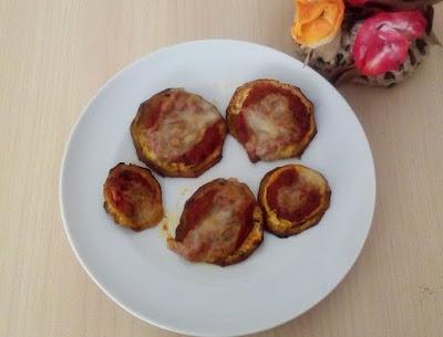 melanzane alla parmigiana vegane