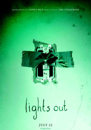 Lights Out 2016 Full Hollywood BRRip 480p Dual Audio 300Mb