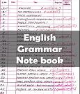 English Grammar Handwritten Notebook In Gujarati full PDF Download