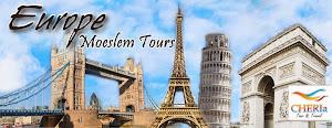 Paket Tour Wisata Liburan Muslim Eropa Murah