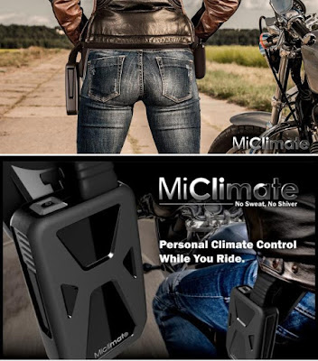 Miclimate wearable air conditioner