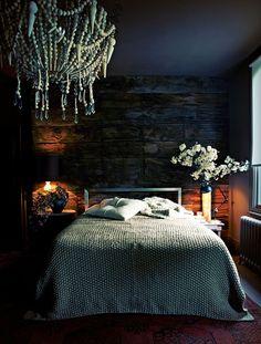 Bedroom Halloween Decor