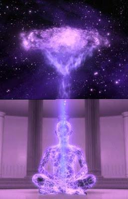 связь с Вселенной